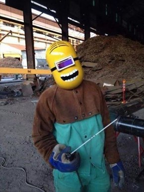 World's Best Welding Mask