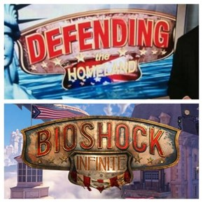 When Satire Becomes Reality: Fox News Graphic Looks a Lot Like BioShock Infinite