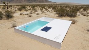 Deep in the Mojave Desert, There's a Swimming Pool Open to Anyone