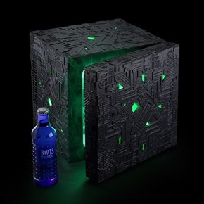 Use a Borg Cube to Protect Your Booze!