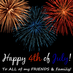 To ALL of my FRIENDS & Family!