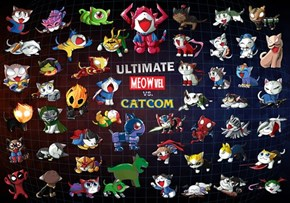 MEOWvel vs CATcom