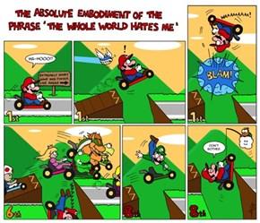 Mario Kart-toon