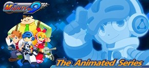 Mighty No. 9 - The Animated Series Kickstarter campaign