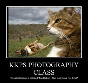 KKPS PHOTOGRAPHY CLASS