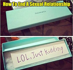How To End A Sexual Relationship