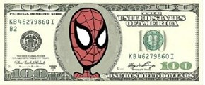 Make it rain Spideys....