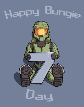 Happy Bungie Day