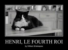 HENRI, LE FOURTH ROI