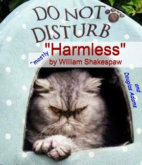 """Harmless"" by William Shakespaw"