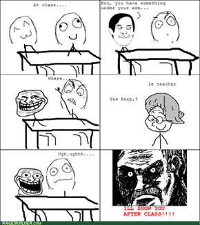 Troll Friend