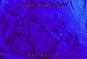 Happity Bippity Tofu!  Run Wild!     Pc