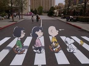 Classic: Peanuts Road