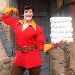 Doctor's Are Mad At Gaston's One Simple trick To Gain Muscle