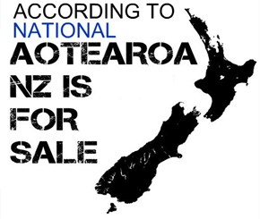 NZ is For Sale