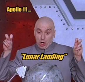 """""""Lunar Landing"""""""