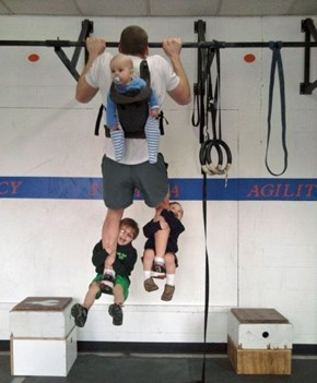 Get Your Kids Involved in Exercise