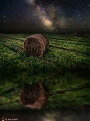 Our Milky Way...