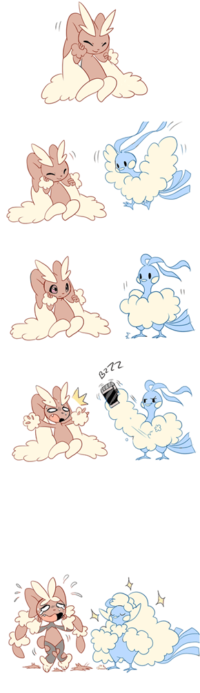 The Secret Behind Mega Altaria and Mega Lopunny