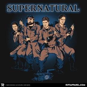 Who Ya Gonna Call? Winchesters!