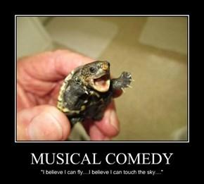 MUSICAL COMEDY