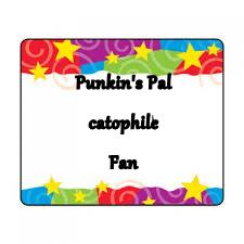 Punkin's Pal                       catophile                                Fan