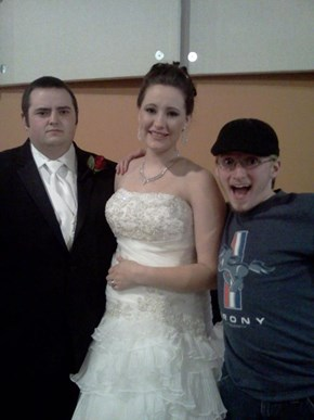That's What You Get for Inviting Your Brony Cousin to Your Wedding