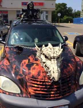 No, This Does Not Make a PT Cruiser Any Cooler