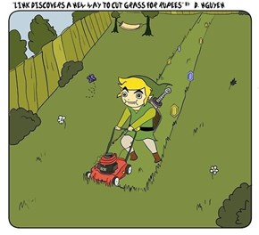 Link Discovers an Easier Way to Make Money