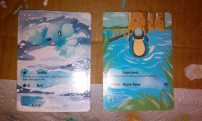 These Painted Pokémon Cards Look Stunning
