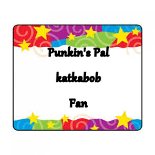 Punkin's Pal                                  katkabob                              Fan