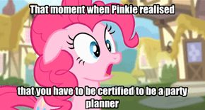 So... does that mean that Pinkie's an illegal?