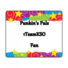Punkin's Pals                  1TeamKSO                              Fan