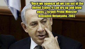 Dearly beloved by AIPAC and Christian America... Bibi...