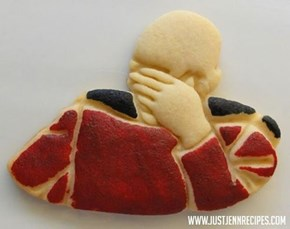 Picard Cookies Are Very Disappointed in You