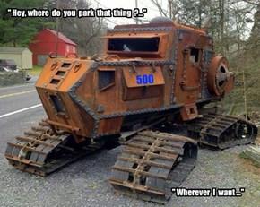 The Bushmaster 500