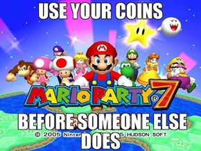 The Number One Rule in Mario Party