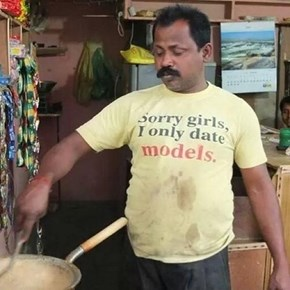 Women Love His Confidence