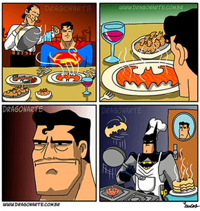 Bat Chef Only Works In One Symbol