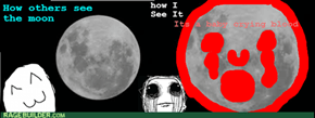 "I See What They Mean By ""Blood Moon"""