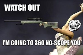 How I Feel About Snipers in COD