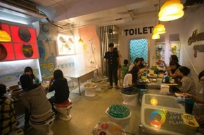 Welcome to Taiwan's Toilet-Themed Restaurant