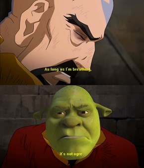 It's Not Ogre