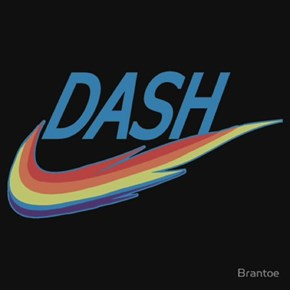just dash it