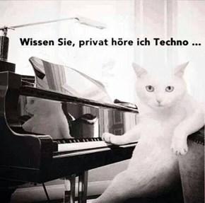 """""""Personally I prefer Techno"""""""