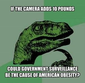 Does This Surveillance State Make Me Look Fat?