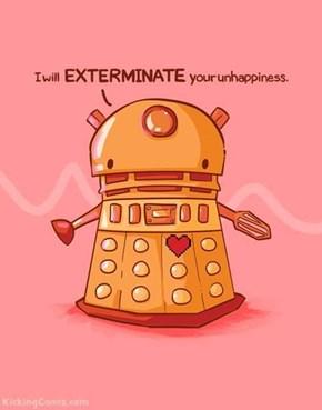 The Cutest Dalek