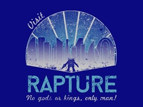 Rapture's Tourism Board Needs Some Help