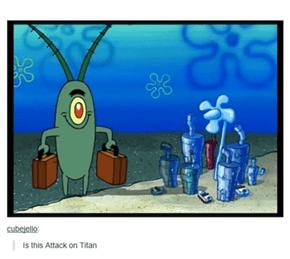Shingeki no Plankton
