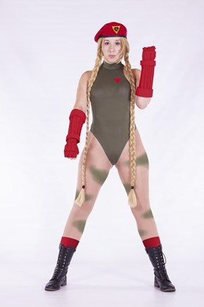 Cammy, Ready For Action